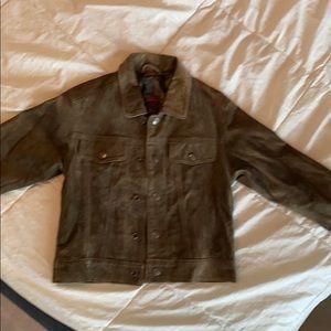 Boys danier leather jacket
